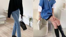 這個初秋,你會在韓國女生的腳上看見這 4 款鞋子!