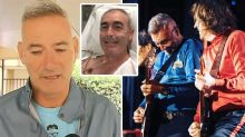 Blue Wiggle Anthony Field reveals panic attack after Yellow Wiggle collapsed