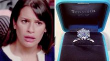 'Mortified' woman discovers her 'Tiffany' engagement ring actually cost $9