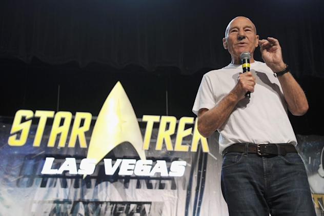CBS' Picard series will loosely tie in with JJ Abrams' 'Star Trek'