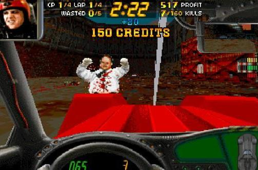 Carmageddon Max Pack smashes into GOG