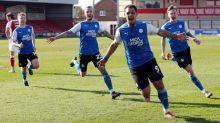 Late goals shape League One promotion picture