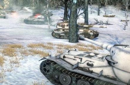 World of Tanks lets you roll out national forces in a new game mode