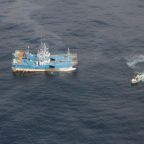 Japanese, South Korean trawlers collide in Sea of Japan, 13 rescued