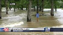 High Waters Close Lake Boat Ramps & Campgrounds