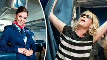 Air hostess claims you don't really have to switch off your phone on planes