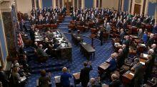 Impeachment trial underway in the Senate