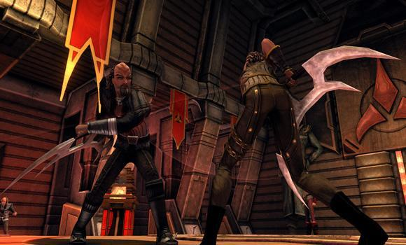 Ask Cryptic about Klingons in STO