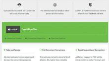 Te mostramos cómo convertir un PDF a Excel