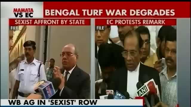 West Bengal AG compares poll panel to a beautiful lady