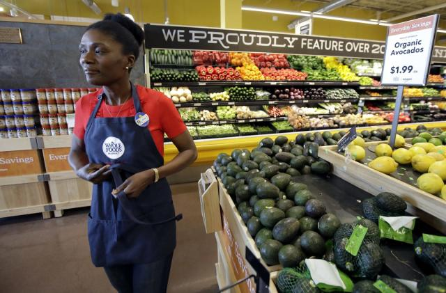 Amazon-owned Whole Foods cuts medical benefits for part-time workers