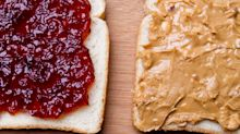 Peanut butter set to overtake jam as nation's favourite breakfast spread