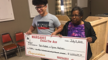 'He's like a son to me': Aunt wants to take nephew to court after winning $1 million lottery