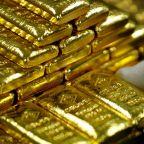 Market report:Gold climbs higher in risk-off market