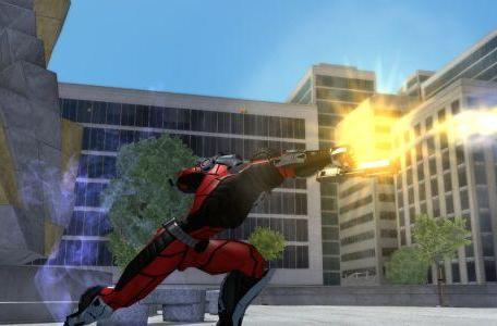 Exclusive City of Heroes developer diary on the design of Dual Pistols animation