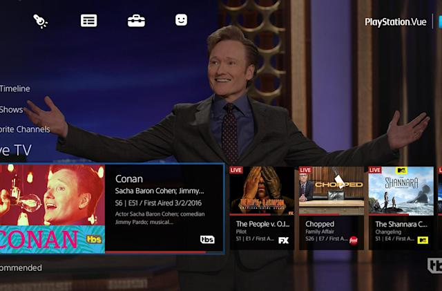 My love affair with PlayStation Vue: a cautionary tale