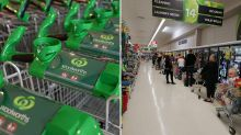 Woolworths enforces product limits following SA's Covid lockdown