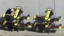 Le nouvel aileron avant de Renault, élément clé de son évolution
