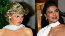 Priyanka Chopra channels one of Princess Diana's most iconic looks at Cannes