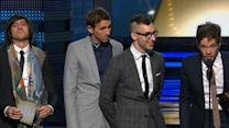 Grammys 2013: Mumford and Sons' Big Win