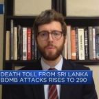 'Unusual' for Christian Sri Lankans to be targeted: Professor