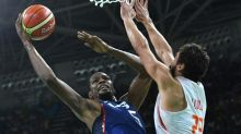 USA to start bid for Olympic basketball four-peat against France