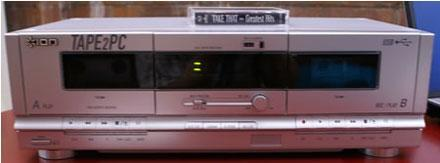 Ion Audio set to introduce TAPE2PC USB tape deck