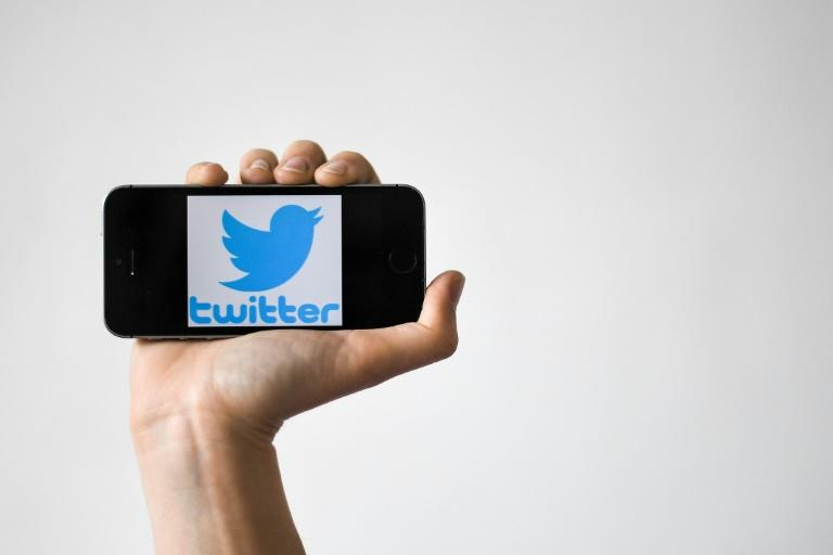 """Twitter is pledging to foster a """"healthy"""" public conversation but analysts say it's a complicated task to filter out misinformation, especially in politics (AFP Photo/LOIC VENANCE)"""