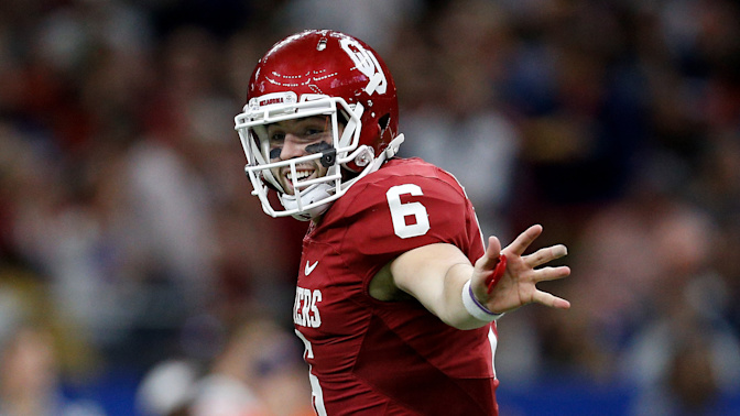 Experienced Sooners look like a playoff team