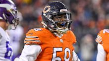 Danny Trevathan says he wants to leave a lasting legacy in Chicago