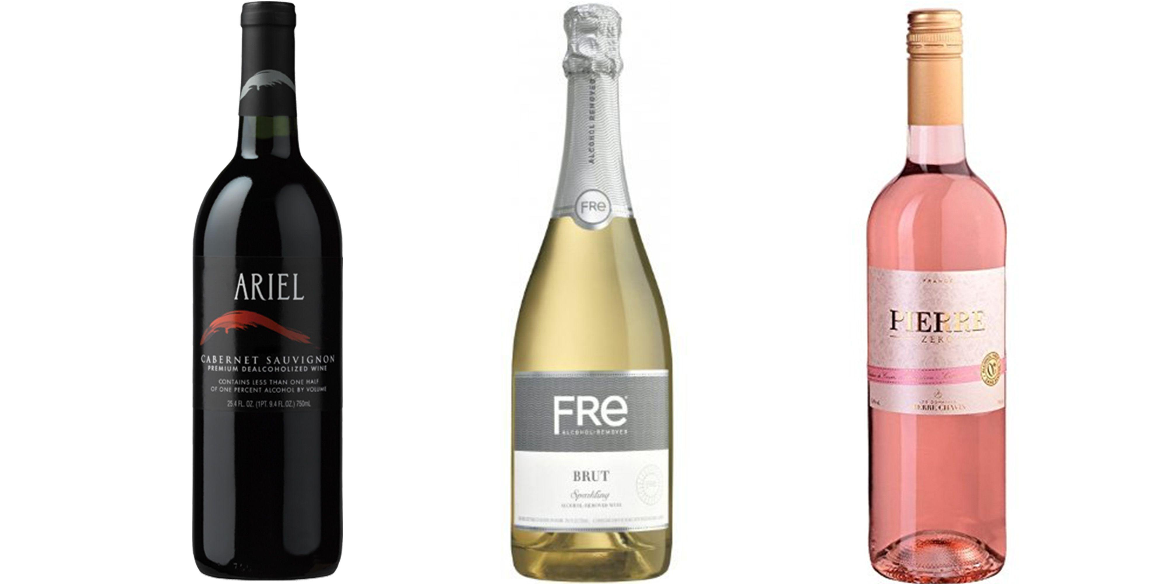 6 best non alcoholic wines for Mix drinks with wine