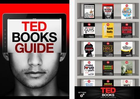 TED Books launches store, subscriptions