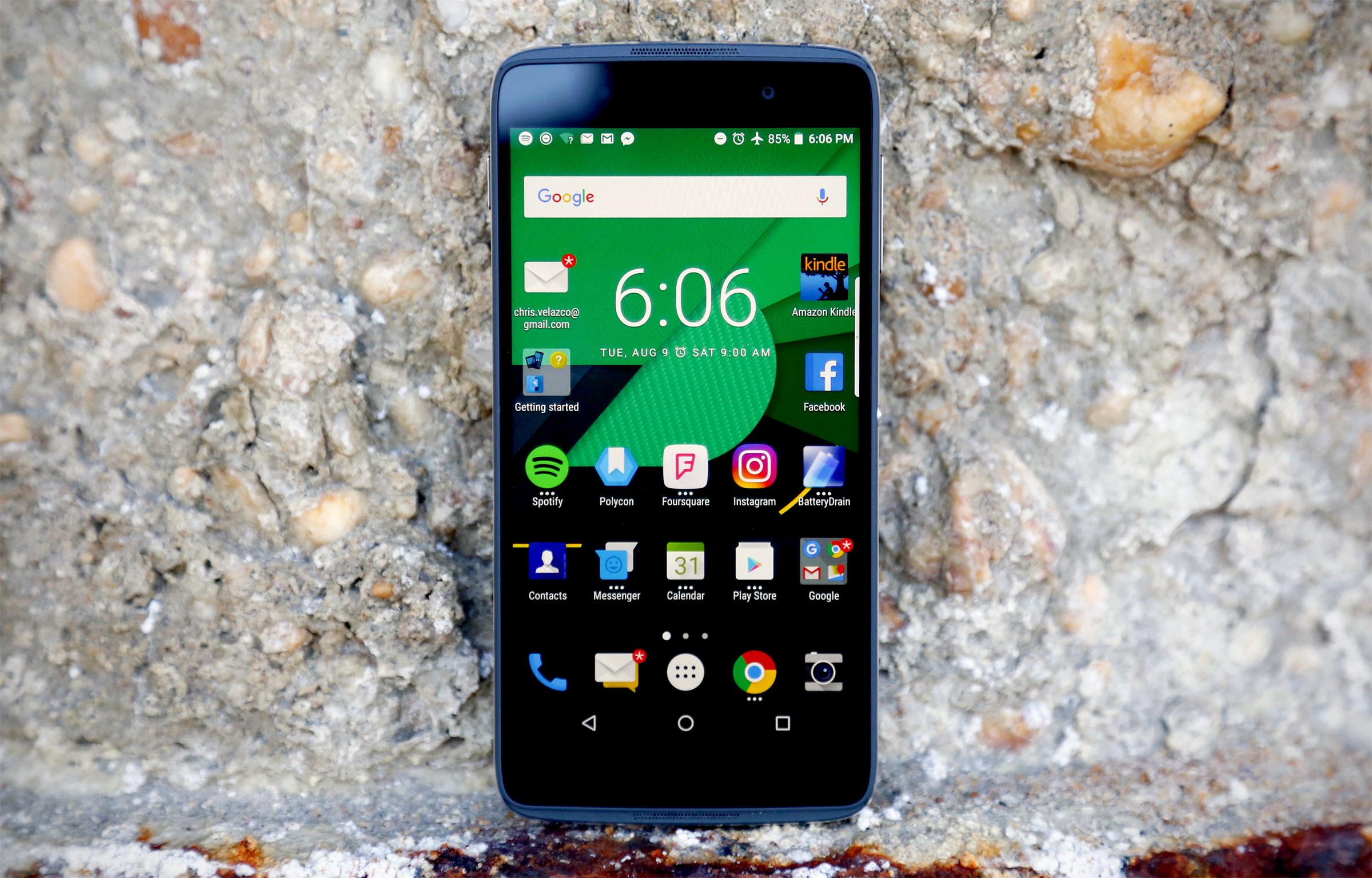 The bottom line: Our quick verdict on the BlackBerry DTEK50