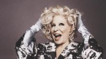 Bette Midler Joins the Spring Marc Jacobs Campaign