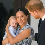Meghan Markle & Prince Harry Spring into Parenting Mode After Paparazzi Snap Intrusive Baby Archie Pics