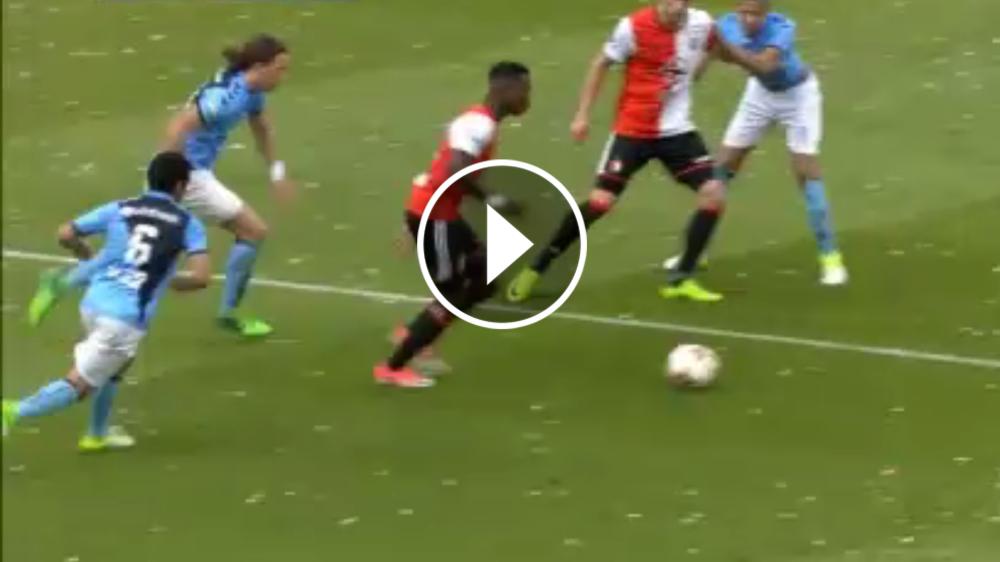 VÍDEO: Golazos de Toornstra y Elia para el Feyenoord
