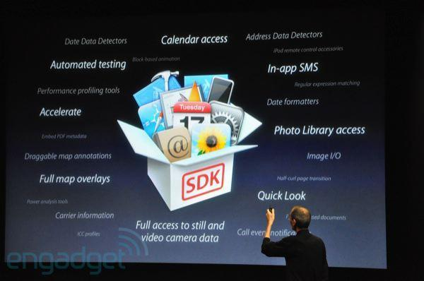 iPhone OS 4 unveiled, adds multitasking, shipping this summer