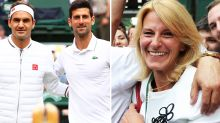 La madre de Novak Djokovic llama 'arrogante' a Roger Federer