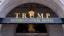 A night at Trump's D.C. hotel, the GOP hot spot emptied by coronavirus