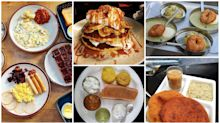 Best places for breakfast in Bangalore