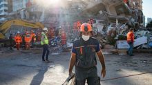 Turquie: course contre la montre pour retrouver des survivants au lendemain du séisme en mer Égée