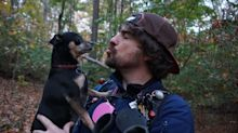 How Country Singer Jimmy Wayne's Rescue Dog Changed His Life
