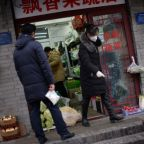 China sees fall in coronavirus deaths, WHO urges caution, Apple and markets take hit