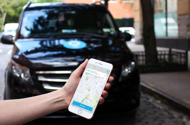Via ride-sharing connects LA passengers to three Metro stations