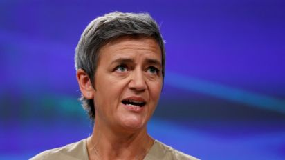 Google hit with record $5B EU antitrust fine