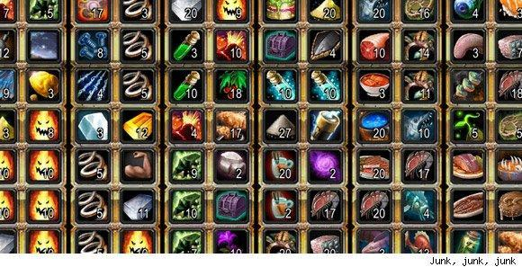 Breakfast Topic: Spill your secrets for an organized guild bank