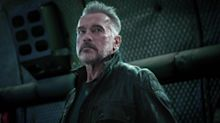 Arnold Schwarzenegger and Linda Hamilton are back in new 'Terminator: Dark Fate' photos