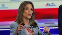 Marianne Williamson gets her Twitter moment by standing up for love