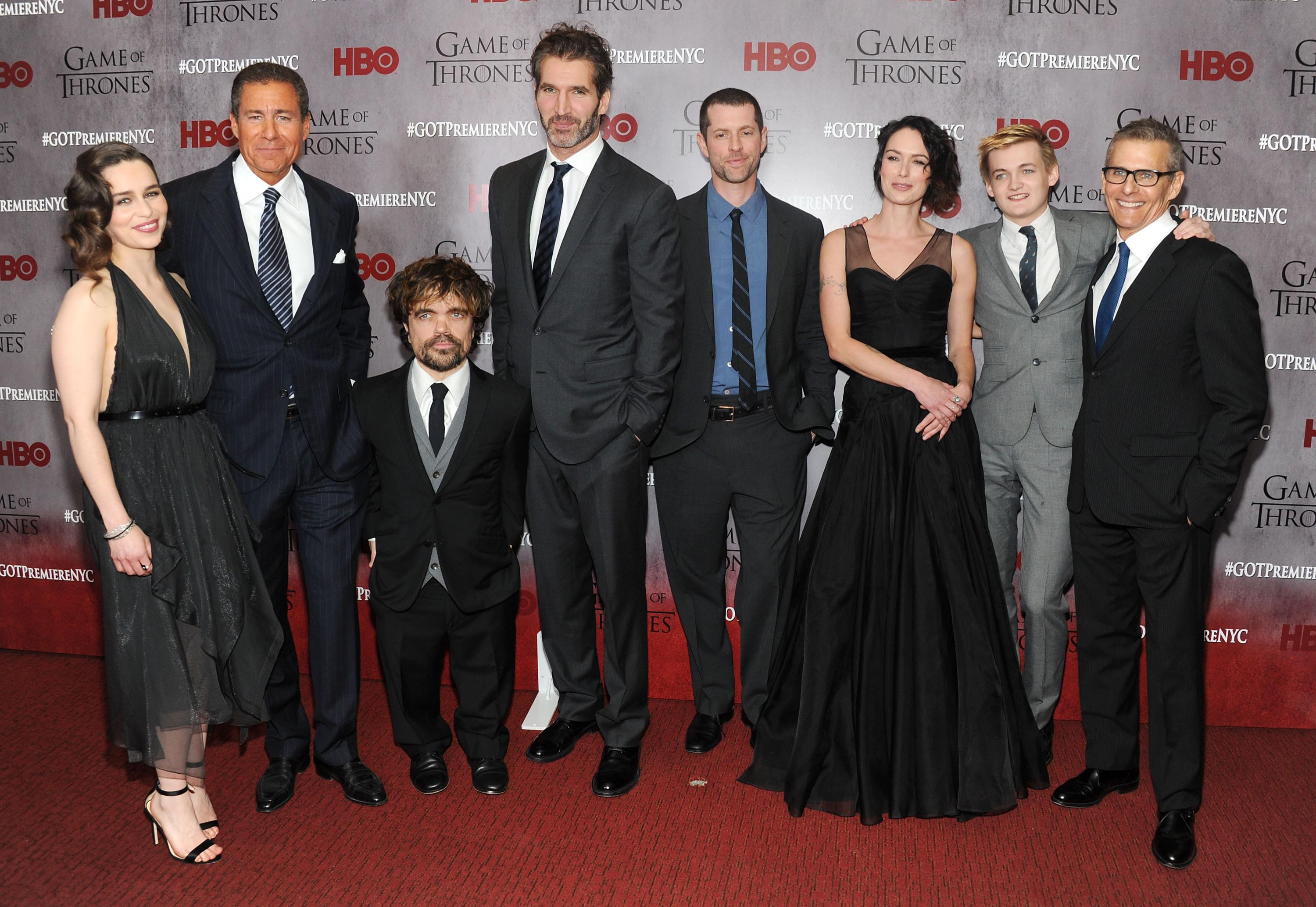 'Game of Thrones' Cast on Season 4's OMG Moments: 'There ...Game Of Thrones Cast Season 4 Cast