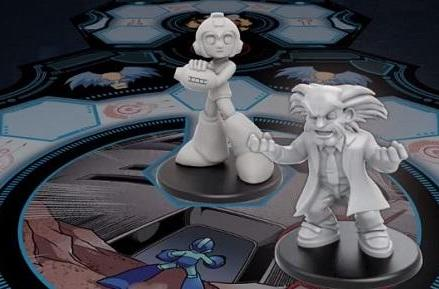 Officially licensed Mega Man board game blasts Kickstarter for mega bucks